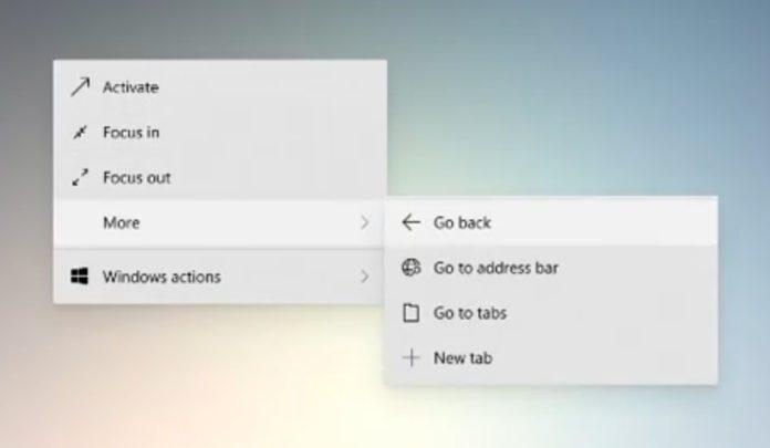 Microsoft muestra el futuro de la interfaz de Windows 10 39