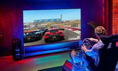 LG CX OLED 4K Televisor Gaming