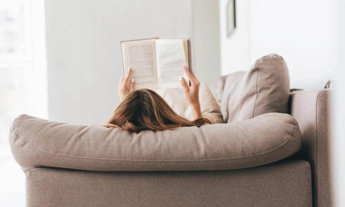 Leer dentro de casa