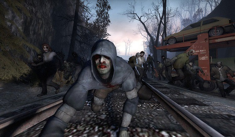 Left 4 Dead 3 solo fue un experimento para mejorar el Source Engine 2, según Valve 30