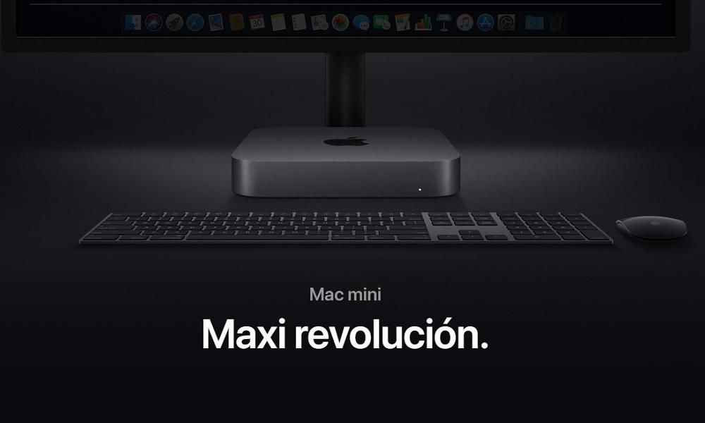 Apple pone al día el Mac mini: pocos cambios, pero necesarios 31