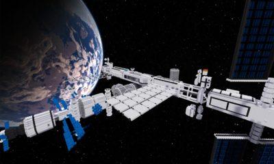 Minecraft Gratis Educación Estacion espacial internacional