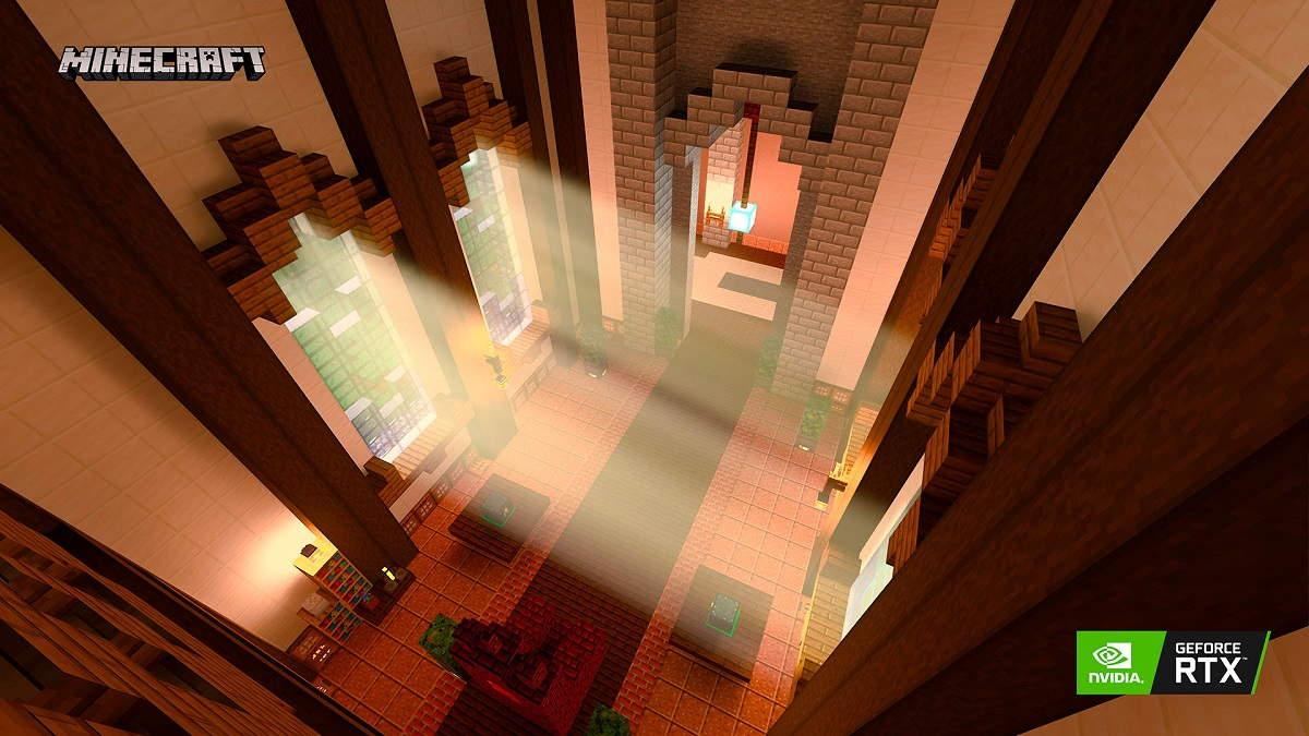 Minecraft RTX derrocha potencial con nuevos mapas: el trazado de rayos representa un salto enorme 41
