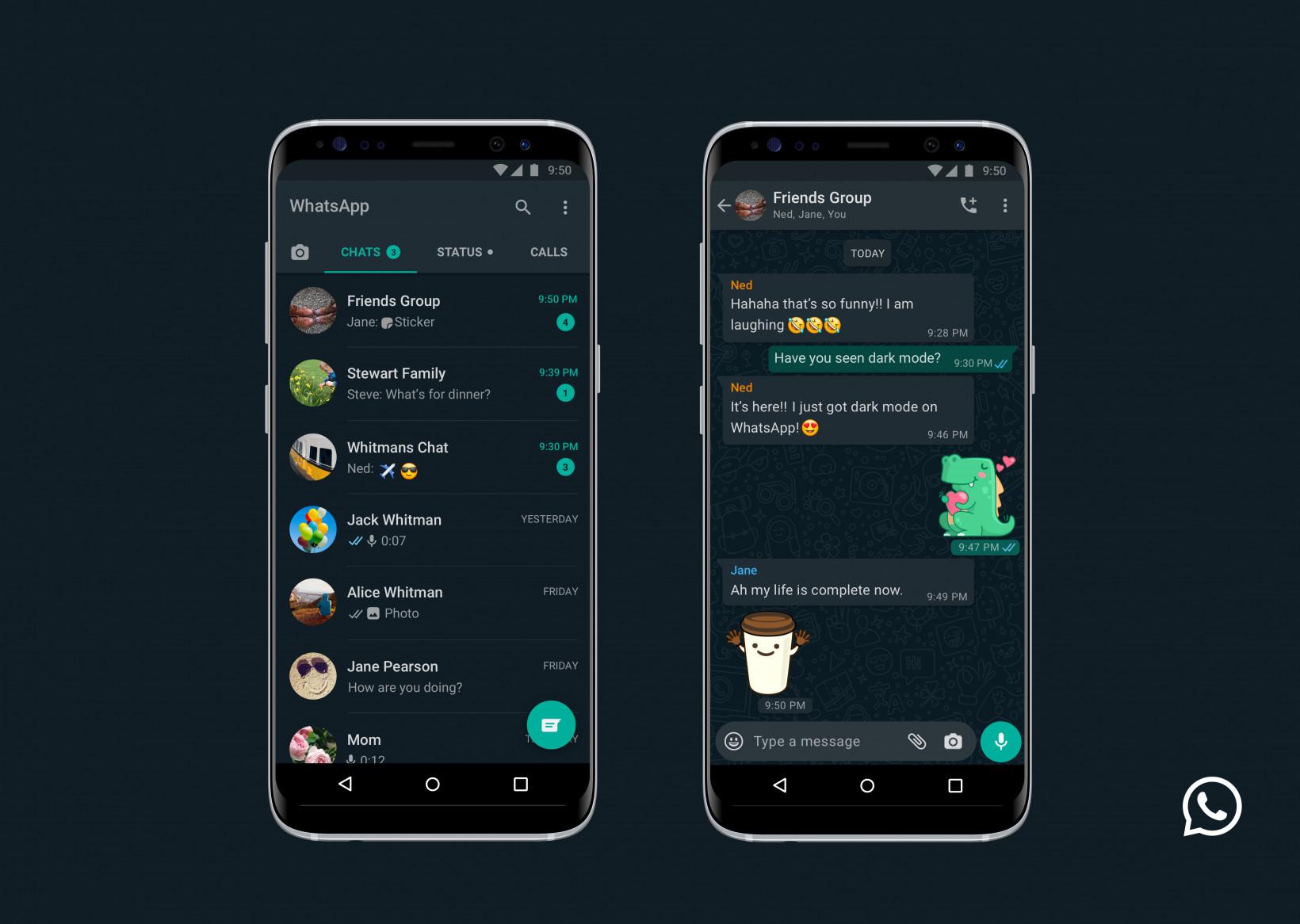 El modo oscuro de WhatsApp ya está disponible para todos y así puedes activarlo 36