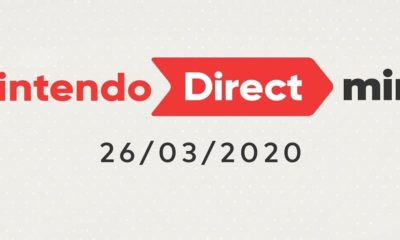 Nintendo Direct Mini Marzo