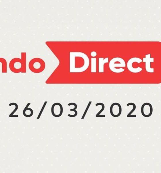 Nintendo Direct Mini Marzo