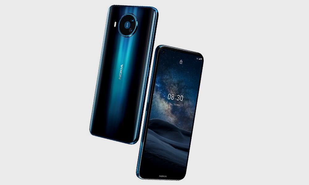 HMD Global presenta el Nokia 8.3, un gama media-alta con 5G 30