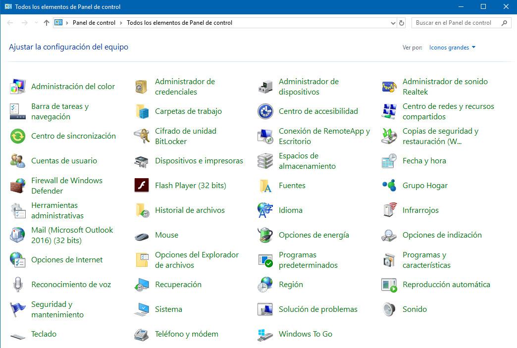 El panel de control de Windows peligra y Microsoft piensa en ocultarlo o eliminarlo 36