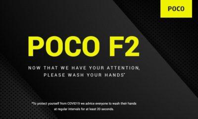 El POCO F2 llegará a finales de este mes, así será el sucesor del Pocophone F1 45