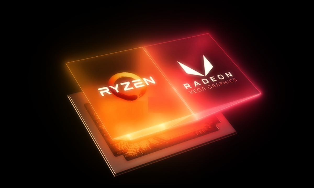 portátiles con Ryzen Mobile 4000