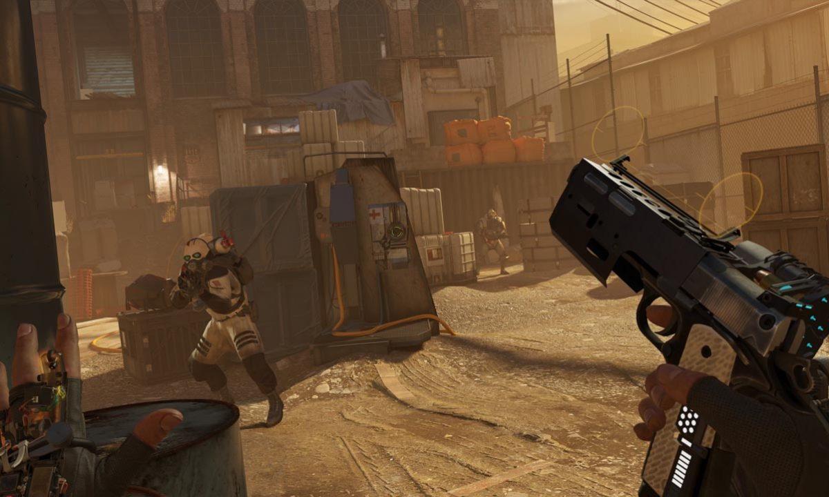 Primeras impresiones Half-Life Alyx 2