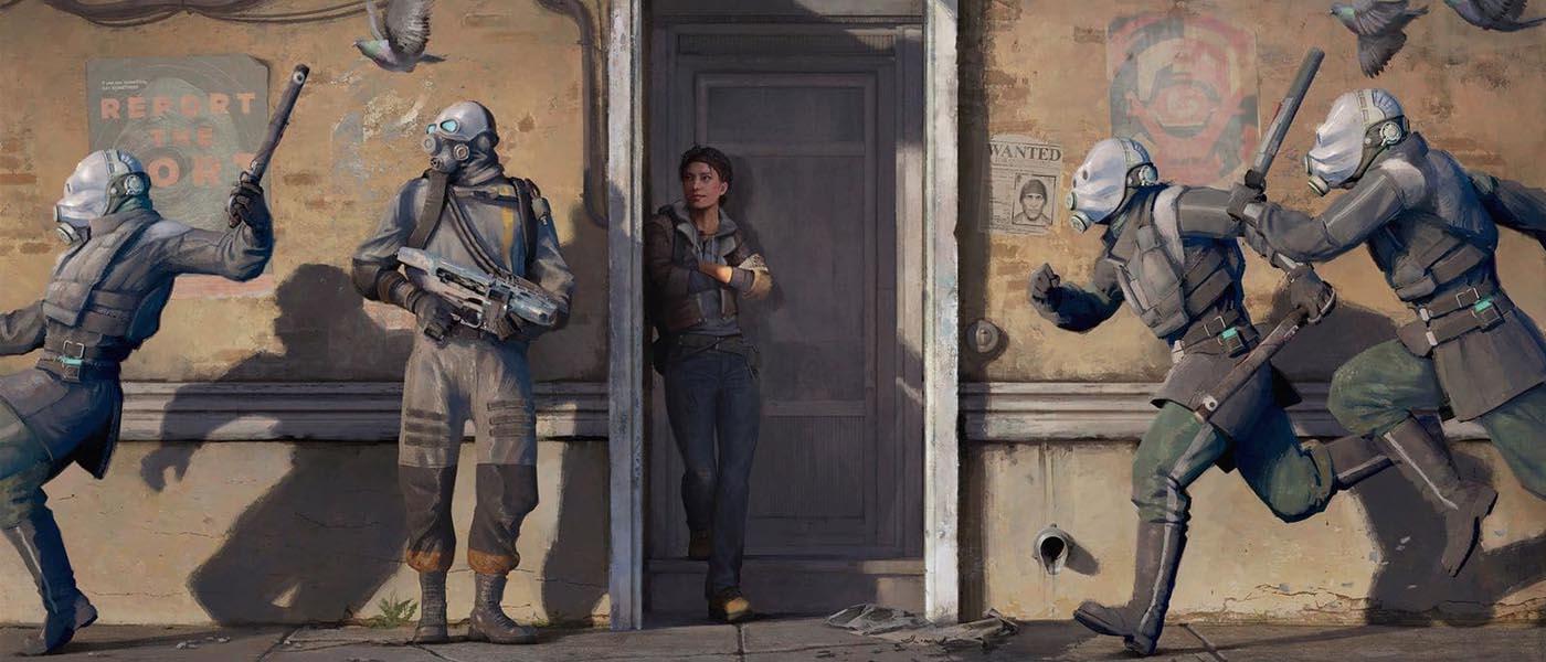 Primeras impresiones Half-Life Alyx