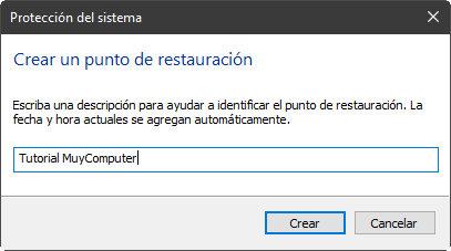 Los puntos de restauración de Windows son el mejor salvavidas ante los fallos del sistema 39