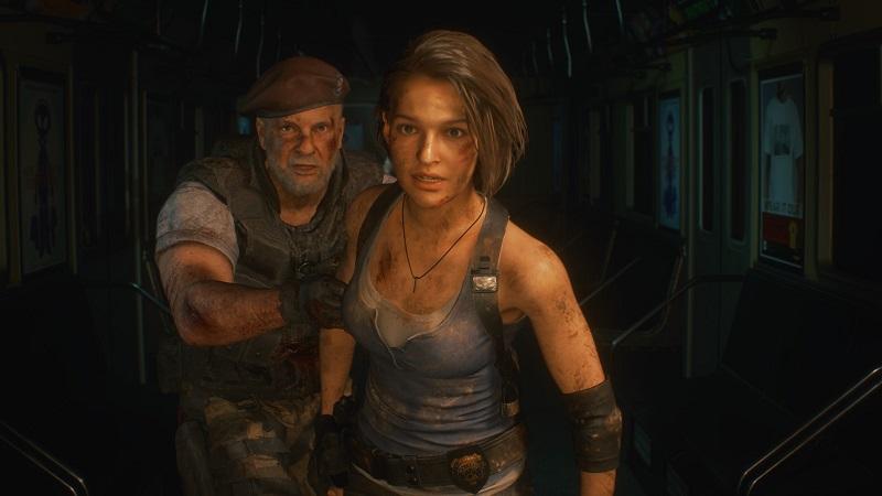 Resident Evil 3 Remake frente a Resident Evil 3 en vídeo: Capcom ha hecho un buen trabajo 29