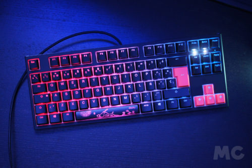 Review Ducky One 2 RGB Análisis 4