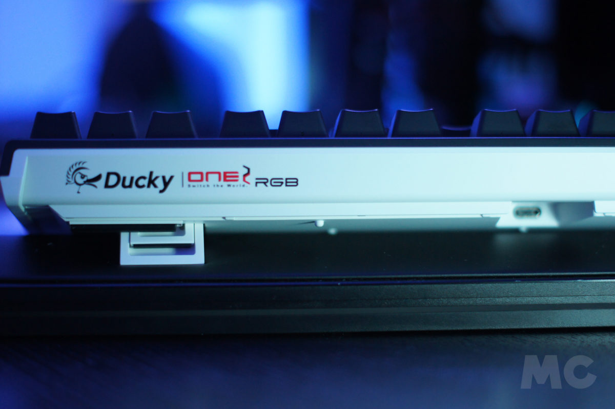 Review Ducky One 2 RGB Análisis 6