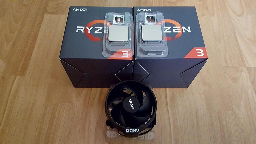 AMD quiere dominar la gama baja con el Ryzen 1200 AF 31