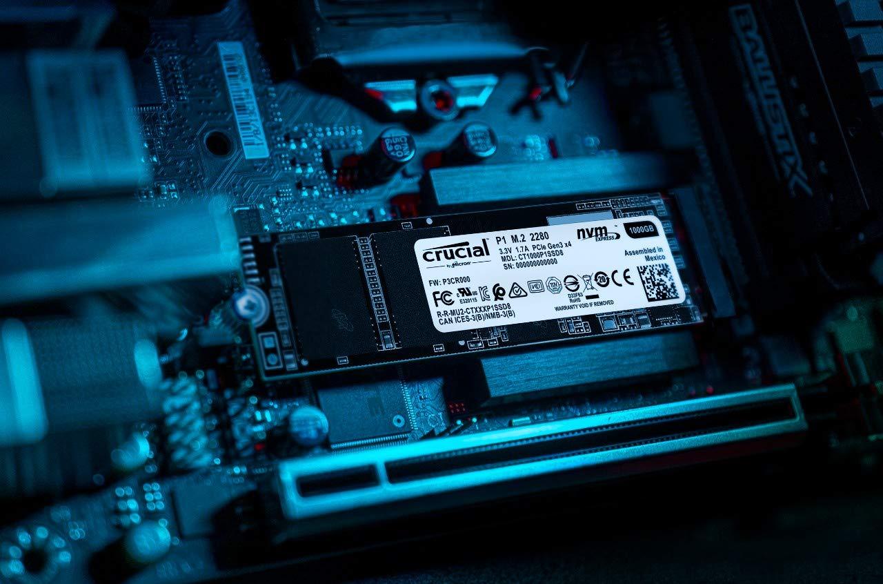 SSD para Jugar en 4K
