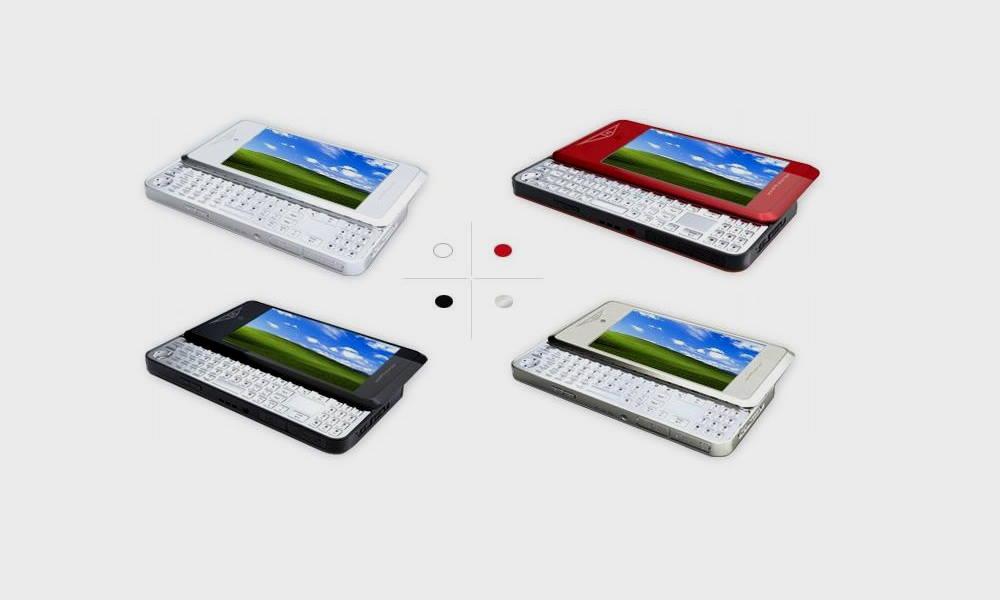 """Smartphone con Windows XP y teclado físico: así era el """"abuelo"""" de Surface Duo 30"""