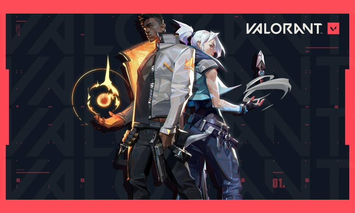Valorant Riot Games Shooter Proyect A