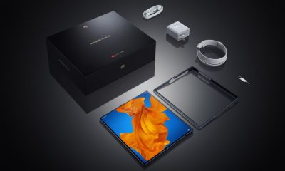 vídeo del Huawei Mate Xs