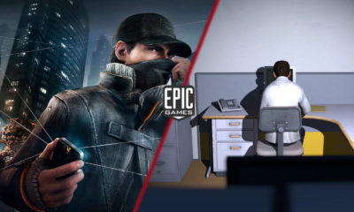 Watch Dogs Juegos Gratis Epic