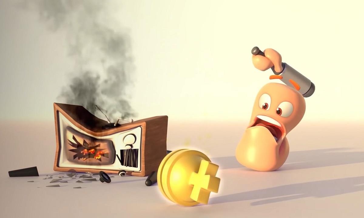 Preparad las bananas, Team 17 trabaja en Worms 2020 26