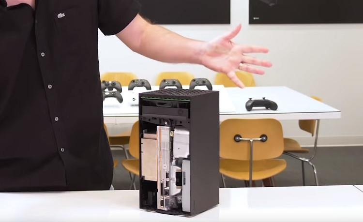 Xbox Series X no tendrá problemas de temperatura, según Microsoft 35