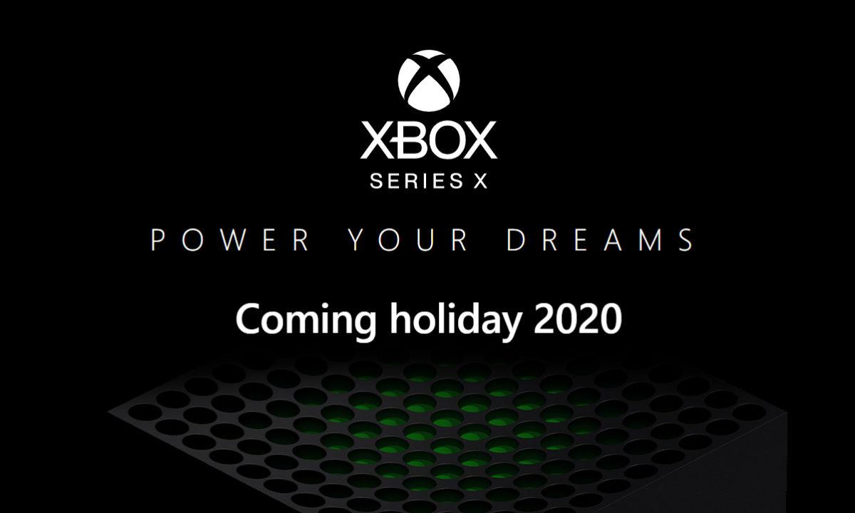 Xbox Series X Fecha de lanzamiento