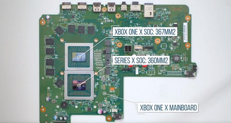Especificaciones oficiales de Xbox Series X, despiece y primer vistazo 31