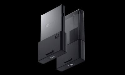 Xbox Series X Tarjeta Almacenamiento