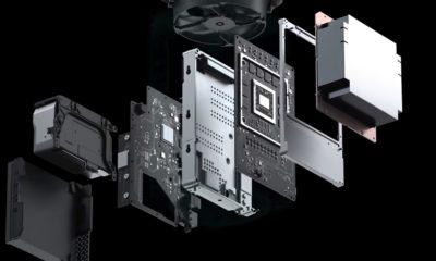 Especificaciones oficiales de Xbox Series X, despiece y primer vistazo 125