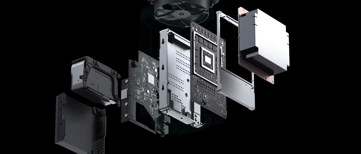 Especificaciones oficiales de Xbox Series X, despiece y primer vistazo 29