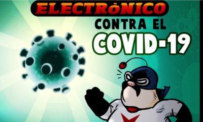Cálico Electrónico vs coronavirus