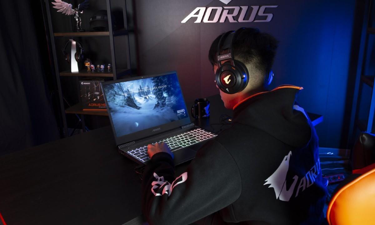 AORUS 5 y AORUS 7 la gama de entrada gaming de GIGABYTE 30