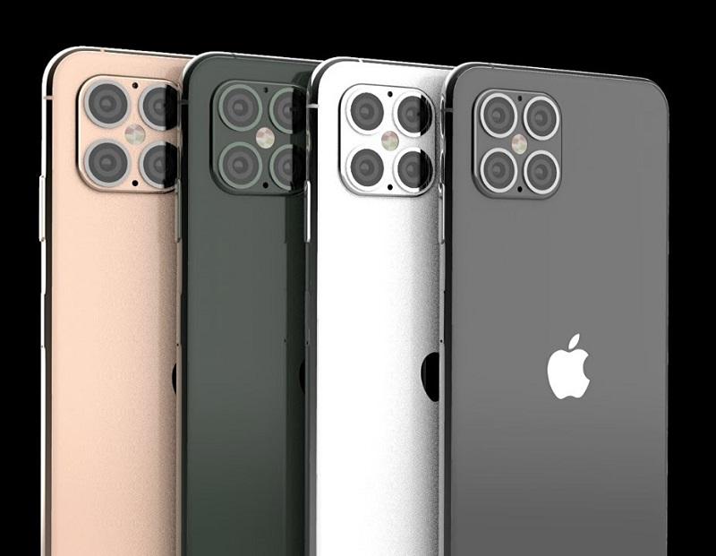 Apple quiere un iPhone 12 Pro sin conectores y mira de nuevo al AirPower 36