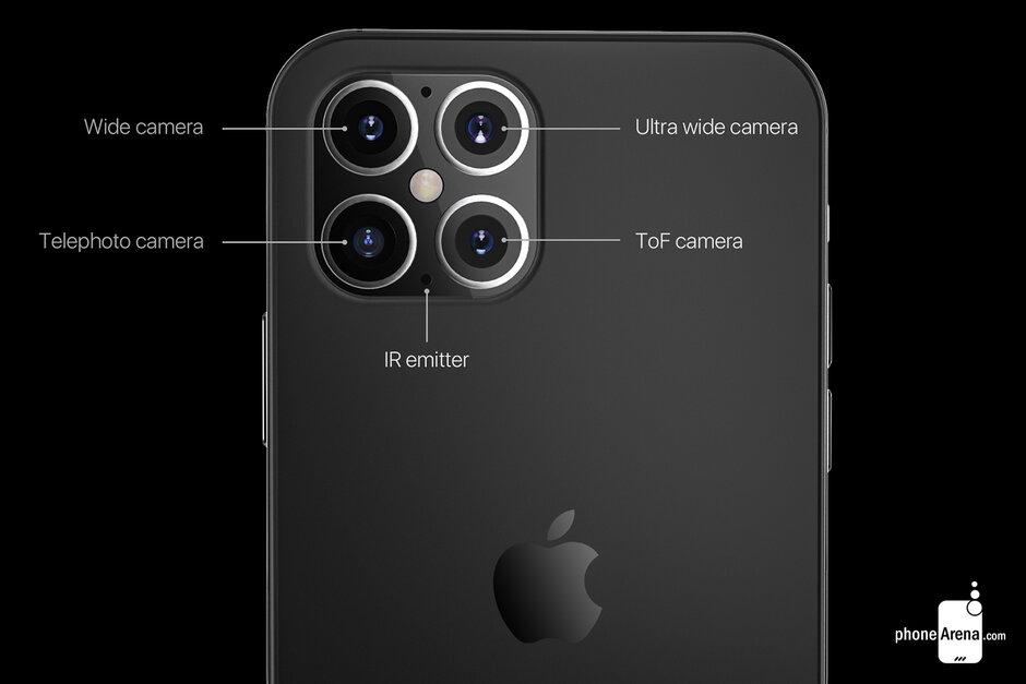 El iPhone 12 Pro Max tendrá un apartado fotográfico de gran calidad 29