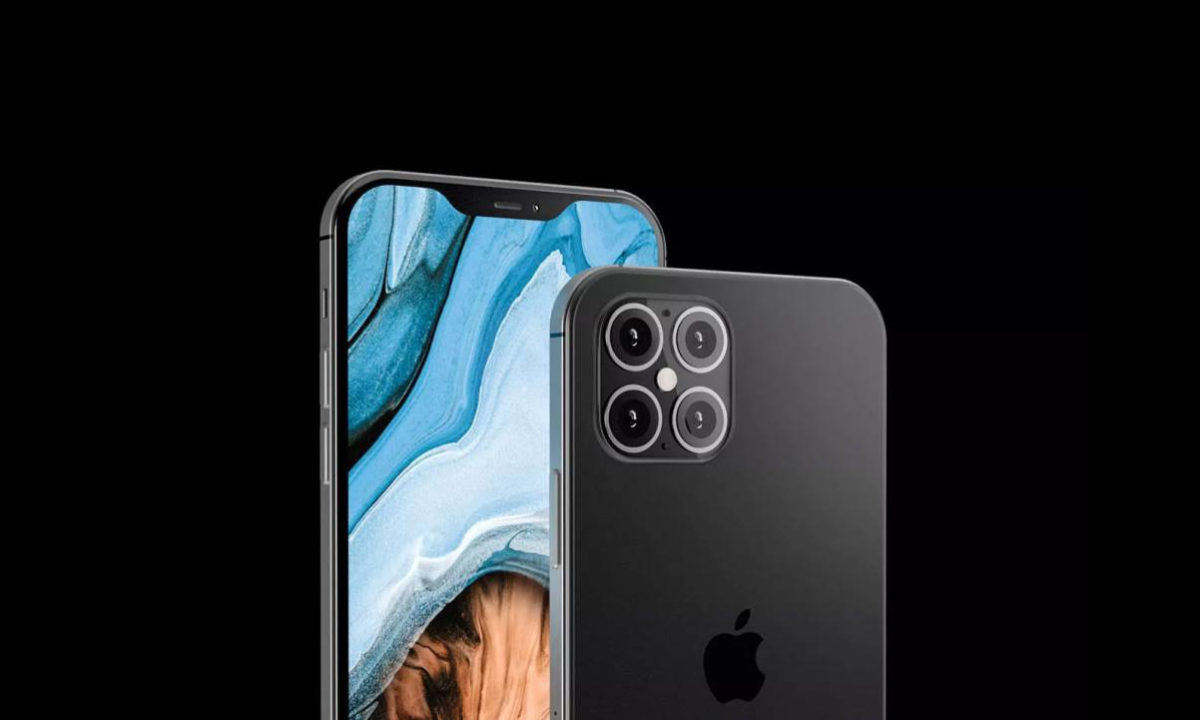 El iPhone 12 Pro dará un lavado de cara a la muesca frontal y tendrá cuatro cámaras 36