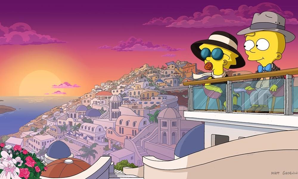 """El corto que incluirá """"Onward"""" será de """"Los Simpson"""" 28"""