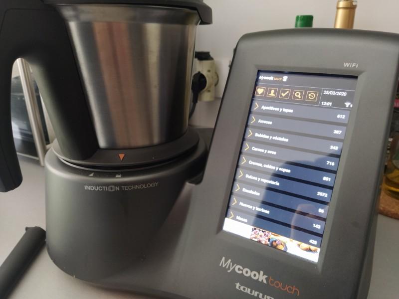 Mycook Touch, análisis: ya no hay excusa para no cocinar como un profesional 42