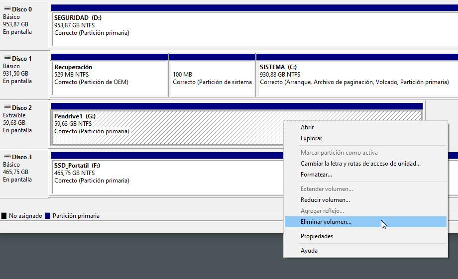 Cómo se manejan las particiones de disco en Windows y por qué son tan útiles 40