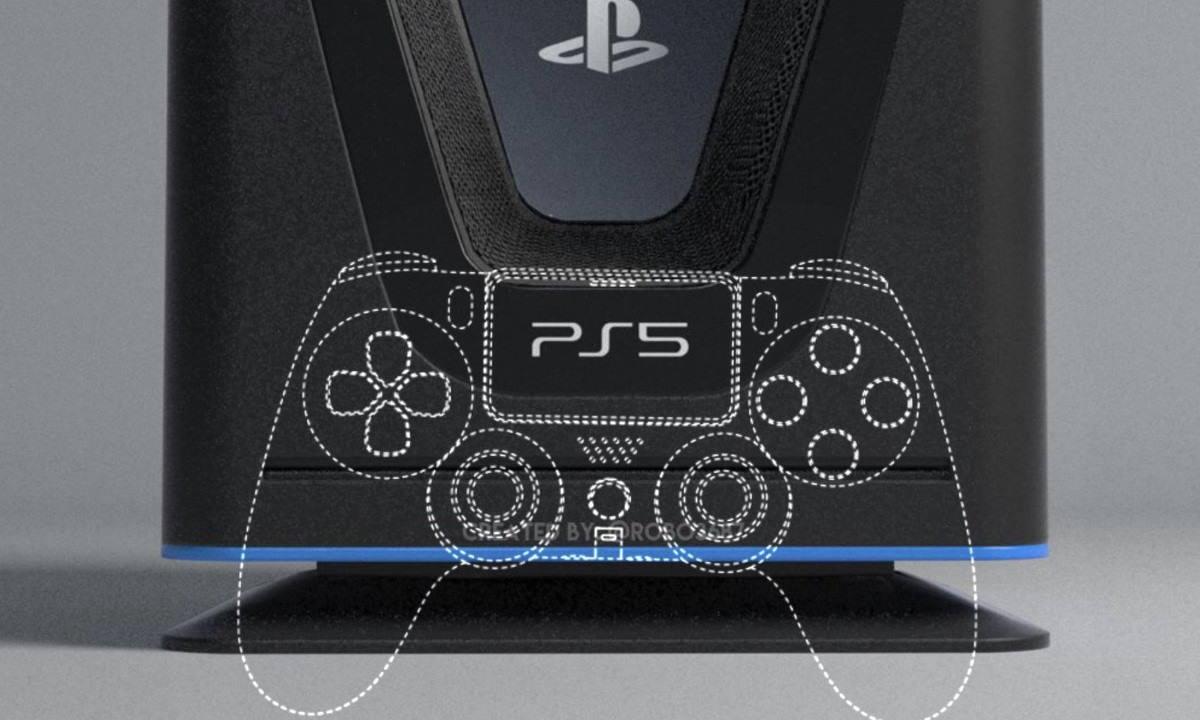 Nuevo diseño conceptual de PS5: ¿será este el aspecto definitivo de la nueva consola de Sony? 30