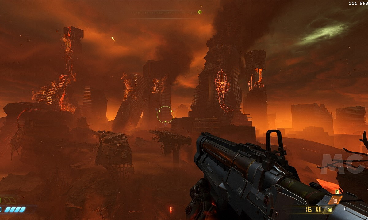 ventas de DOOM Eternal
