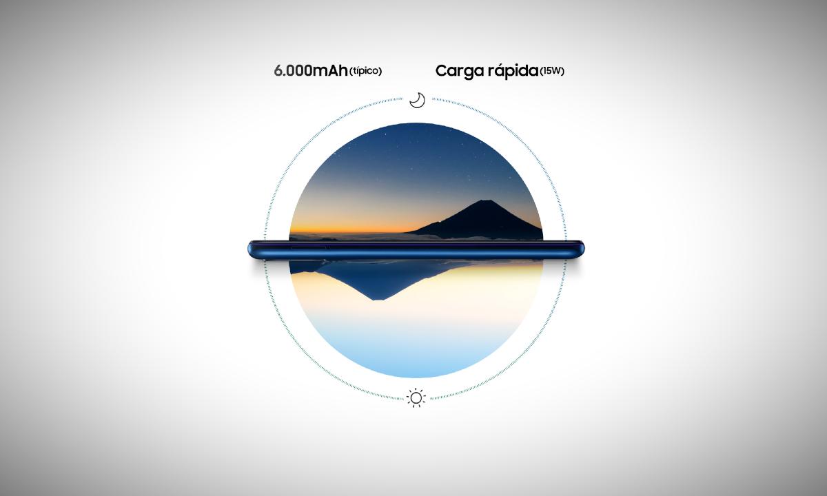 Samsung presenta en España Galaxy M31, con cuádruple cámara y una batería de 6000mAh 27
