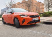 Opel Corsa 2020, cimientos 74