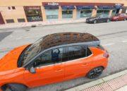 Opel Corsa 2020, cimientos 98