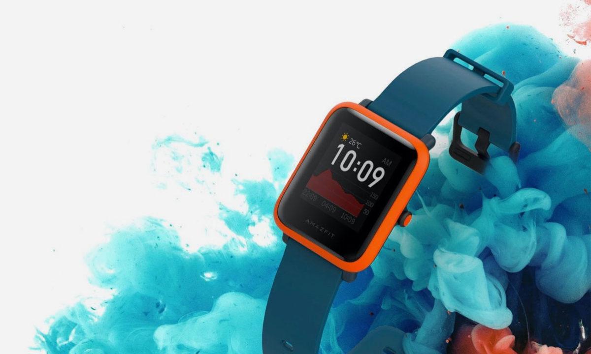 Amazfit Bit S Xiaomi Apple Watch barato