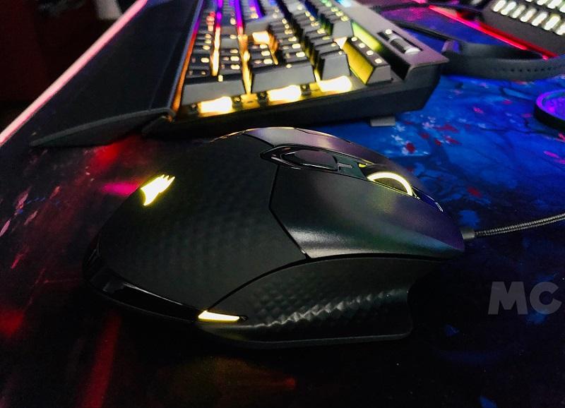 Corsair Dark Core RGB Pro, análisis: el lado oscuro nunca fue tan atractivo 89
