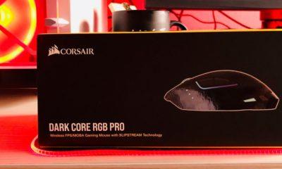 Corsair Dark Core RGB Pro, análisis: el lado oscuro nunca fue tan atractivo 23