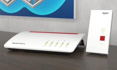 Mejora tu red Wi-Fi con el FRITZ!Repeater 2400 de AVM, una solución doble banda de alto rendimiento 36